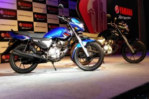 2016 Yamaha Saluto RX 110 Launched