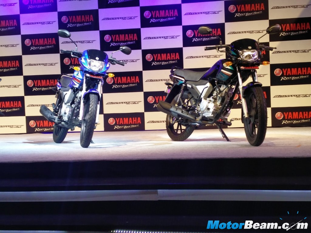 2016 Yamaha Saluto RX 110 Launched In India