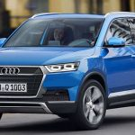 2016 Audi Q1 Crossover Front