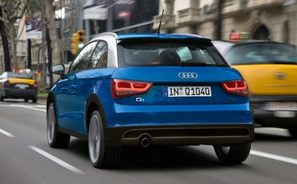 Audi Q1 Baby Suv Launch In 2016