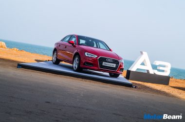 2017 Audi A3 Facelift Image Gallery