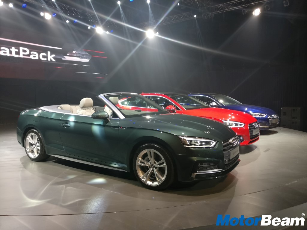 2017 Audi A5 Cabriolet India Launch