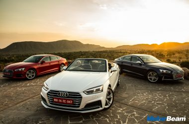 2017 Audi A5 & S5 Image Gallery