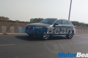 2017 Audi Q5 Spied In India