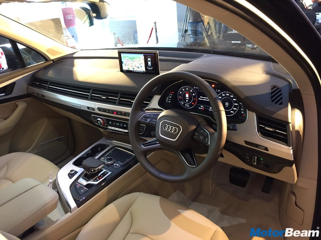 Audi Q7 Interior 2017 India | Billingsblessingbags.org