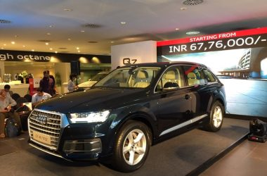2017 Audi Q7 Petrol Performance