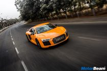 2017 Audi R8 V10+ Review Test Drive