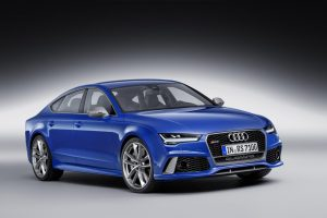 2017 Audi RS7 Performance Launched