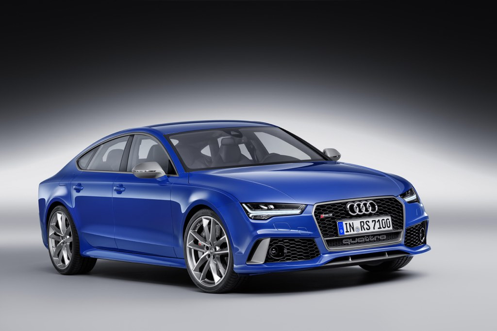 מקורי 2017 Audi RS7 Performance Launched In India, Priced At Rs. 1.60 WA-57