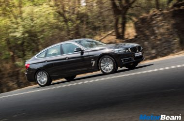 2017 BMW 3-Series GT Facelift Test Drive Review