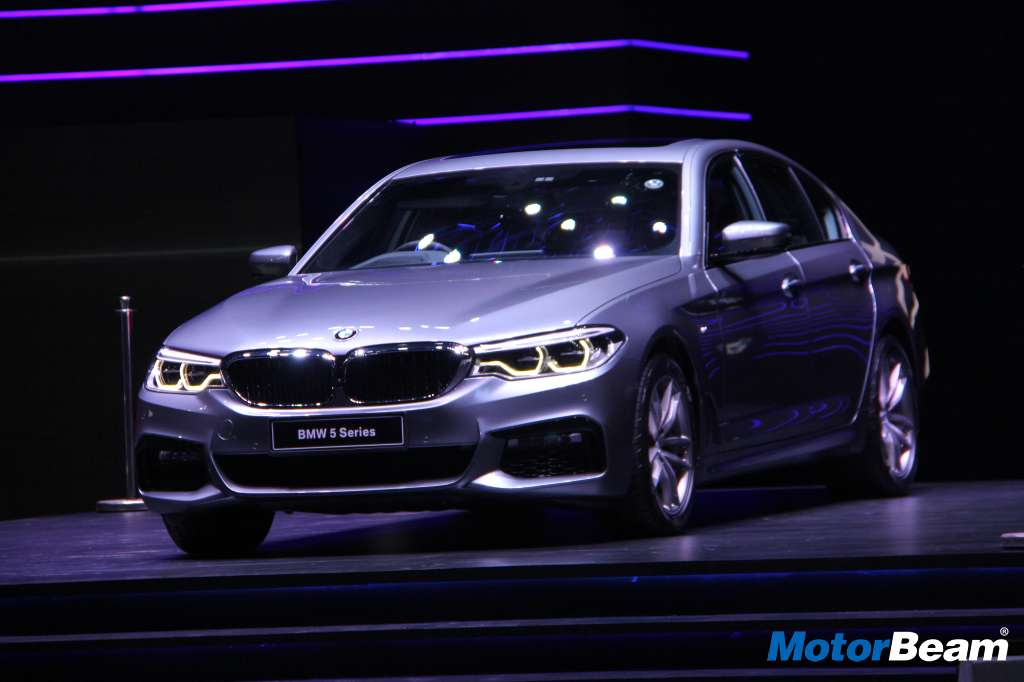 2017 BMW 5-Series Launch