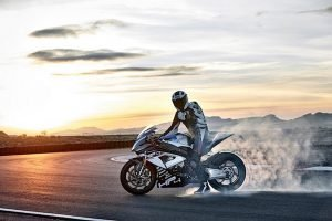 2017 BMW HP4 Launch