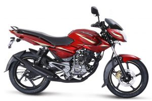 Bajaj Pulsar 135 LS Red