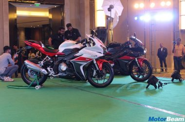 DSK Benelli 302R Launched, Priced At Rs. 3.48 Lakhs
