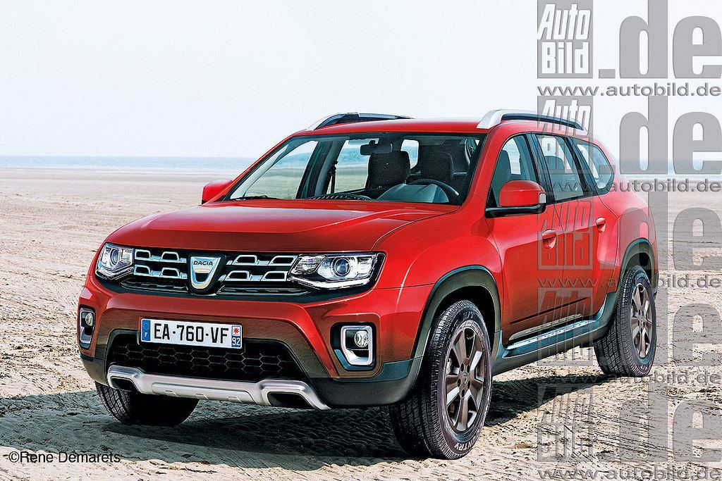 2018 renault duster india. fine duster 2017 dacia duster 7seater rendering intended 2018 renault duster india