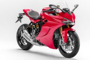 2017 Ducati SuperSport Front