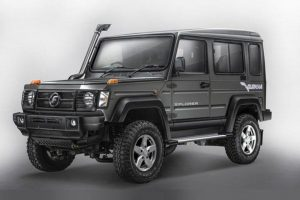 2017 Force Gurkha Xplorer