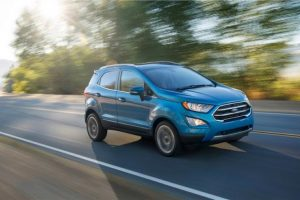 2017 Ford EcoSport Facelift