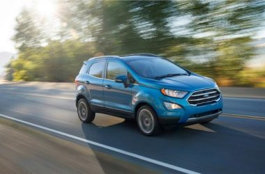 Ford EcoSport US Exports To Be Done From India