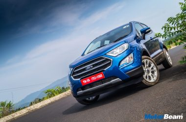 2017 Ford EcoSport Image Gallery
