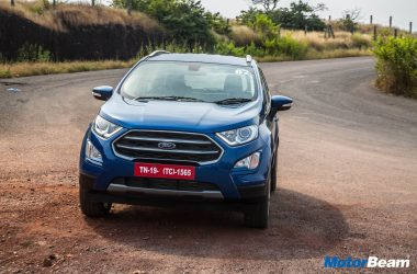 2017 Ford EcoSport Test Drive Review