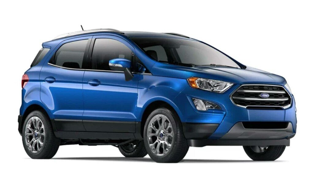 2017 Ford EcoSport Specifications