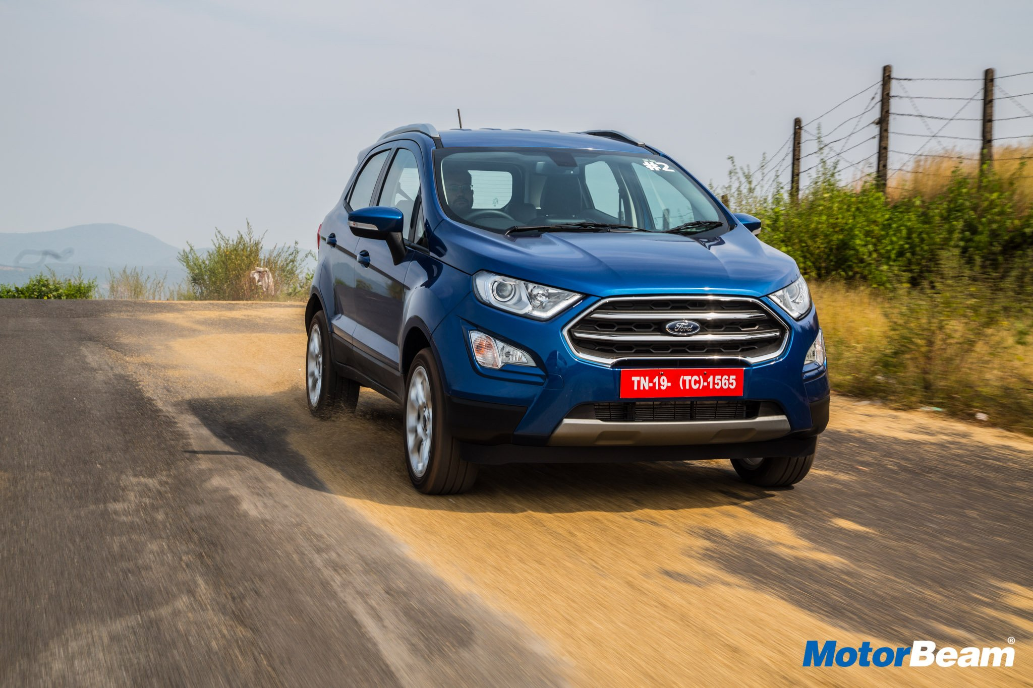 2017 Ford EcoSport Video Review