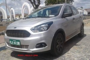 2017 Ford Figo Cross