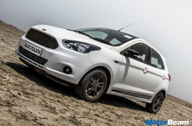 2017 Ford Figo Sports Edition Image Gallery