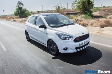2017 Ford Figo Sports Edition Test Drive Review