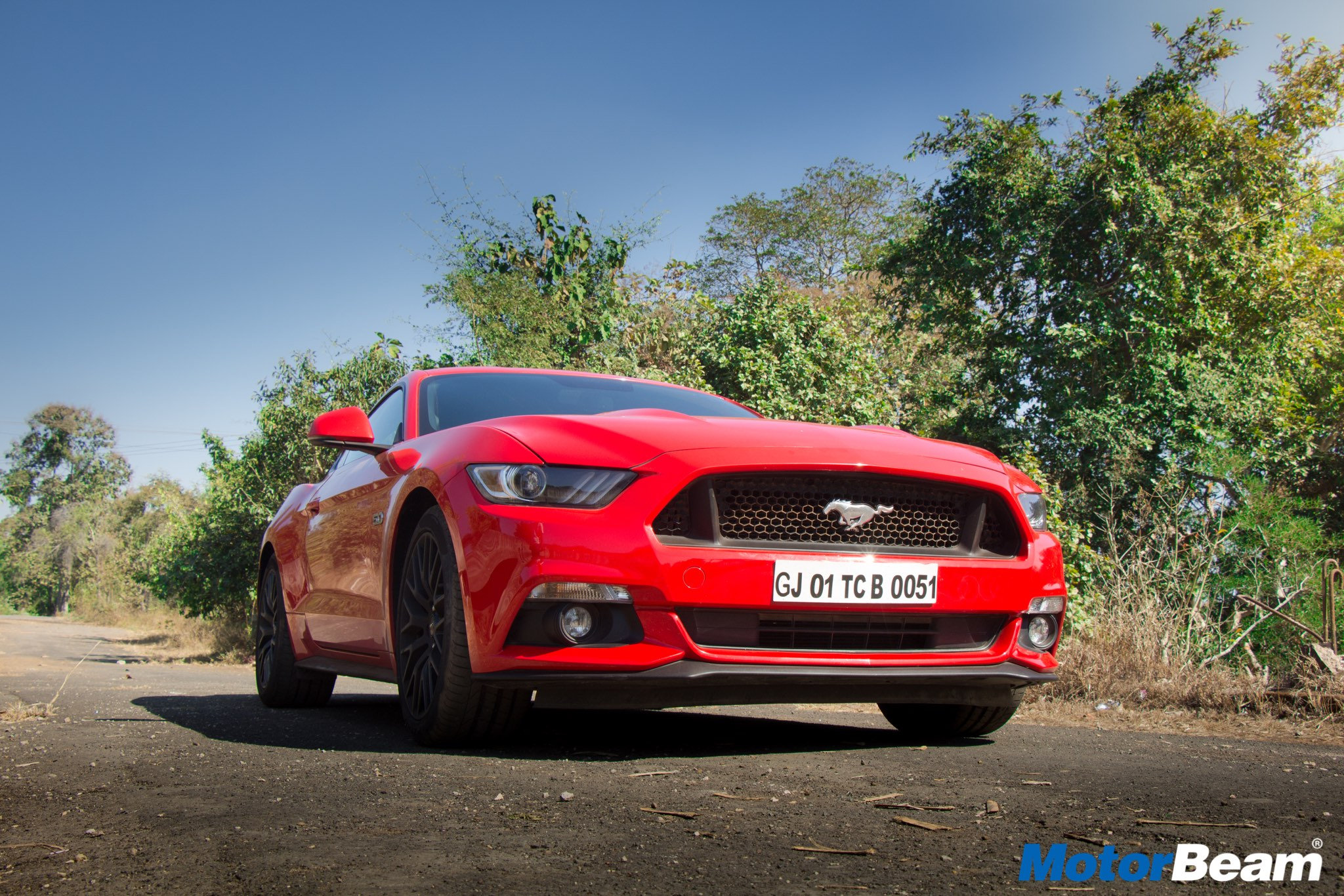 5 reasons why ford mustang is best sportscar for india