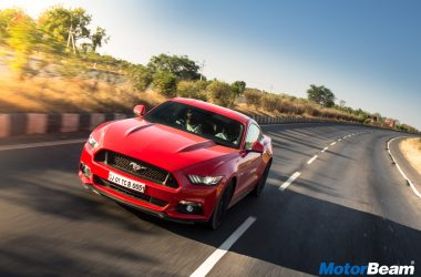 2017 Ford Mustang GT Road Test