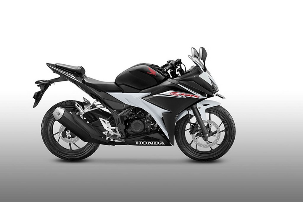 2017 Honda CBR150R Colours White