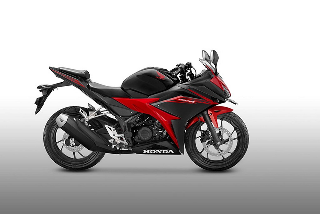 2017 Honda CBR150R Colours