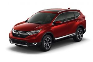 Honda CR-V Diesel India Launch In 2018