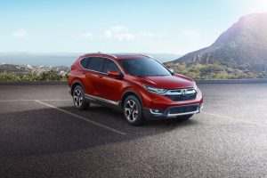 2017 Honda CR-V Specifications