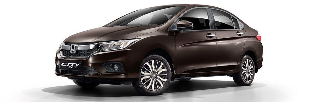 2017 Honda City Brown