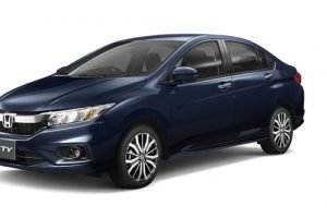 2017 Honda City Facelift Front