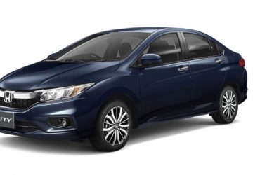 2017 Honda City Facelift Revealed In Thailand