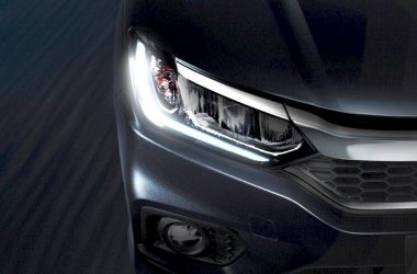 2017 Honda City Facelift Teased In Thailand