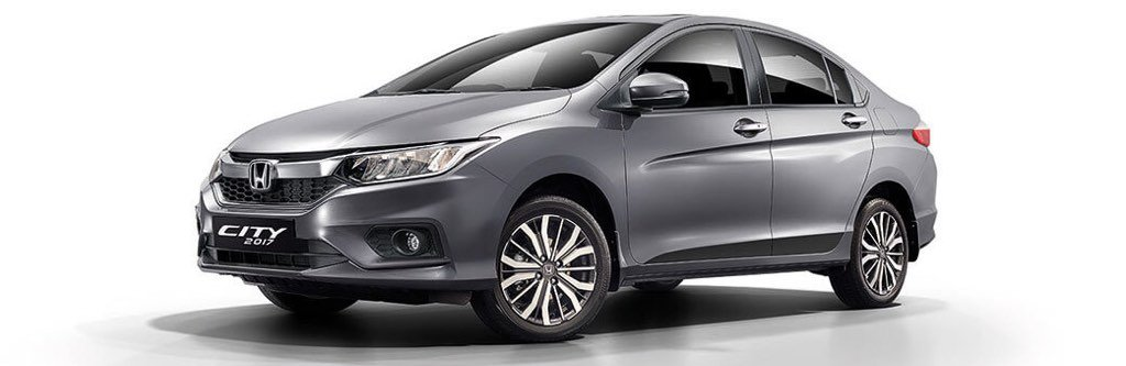 2017 Honda City Metallic