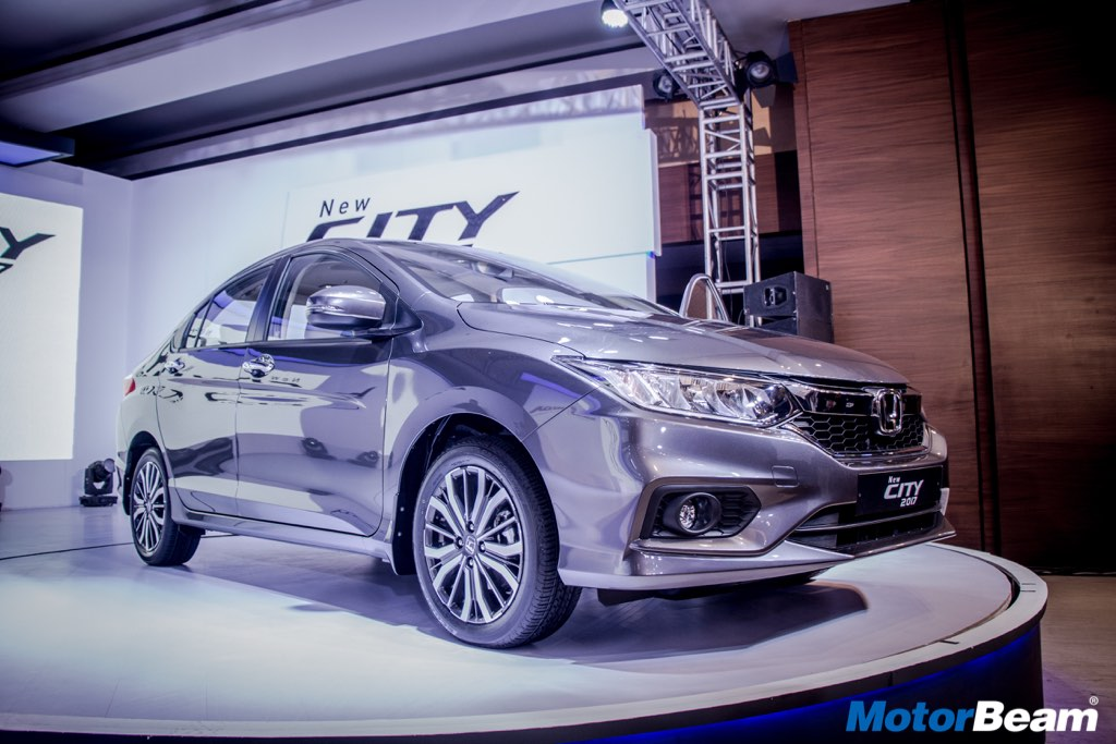 Honda City Price In India >> 2017 Honda City Price Starts At Rs 8 50 Lakhs Launched In