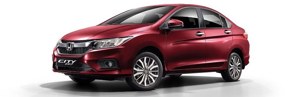 2017 Honda City Red