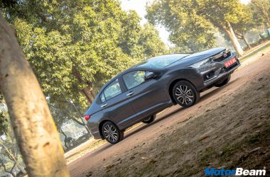 2017 Honda City Image Gallery