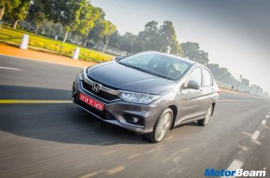 2017 Honda City Review Test Drive