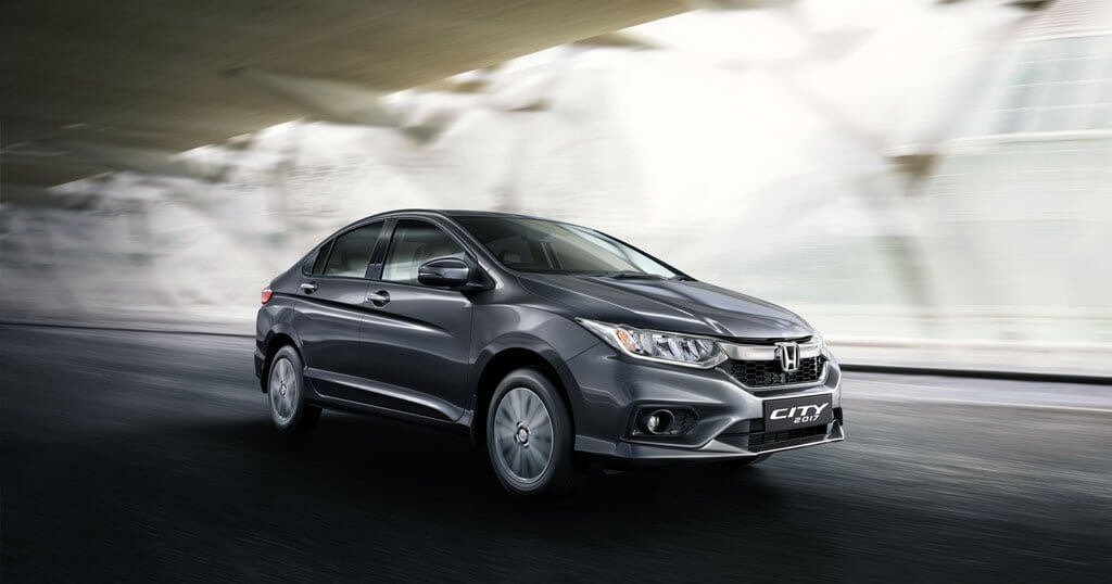 2017 Honda City Specifications