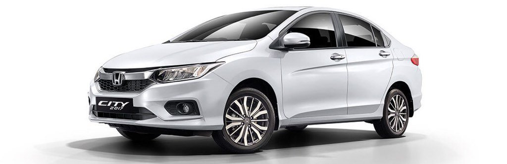2017 Honda City White