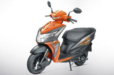 2017 Honda Dio BS4 Launched, Priced At Rs. 53,385/-