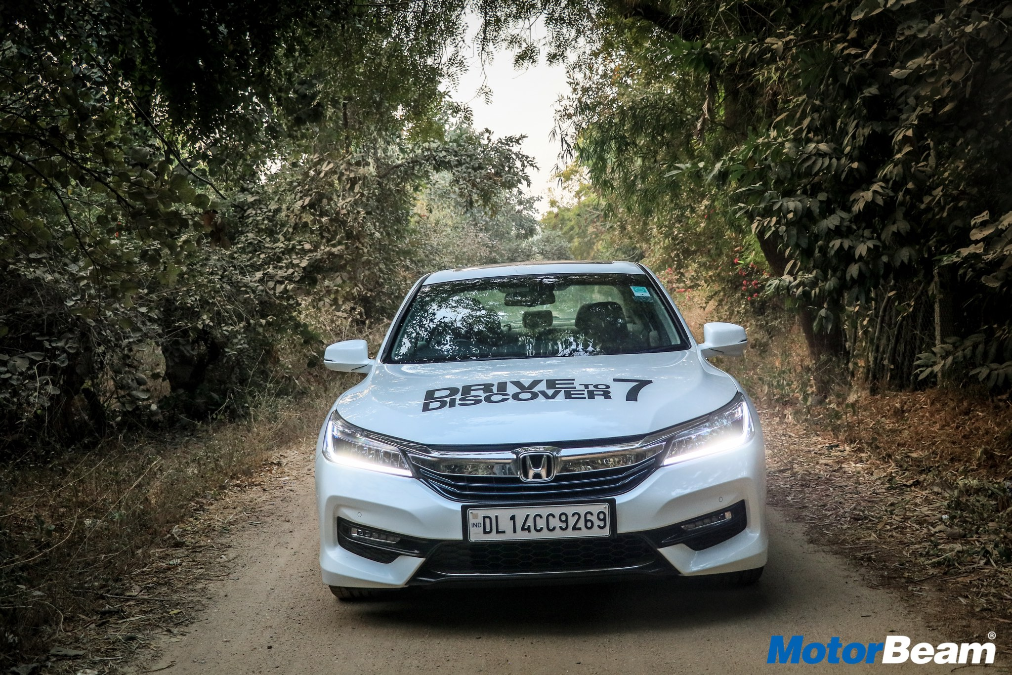 2017 Honda Drive To Discover 7