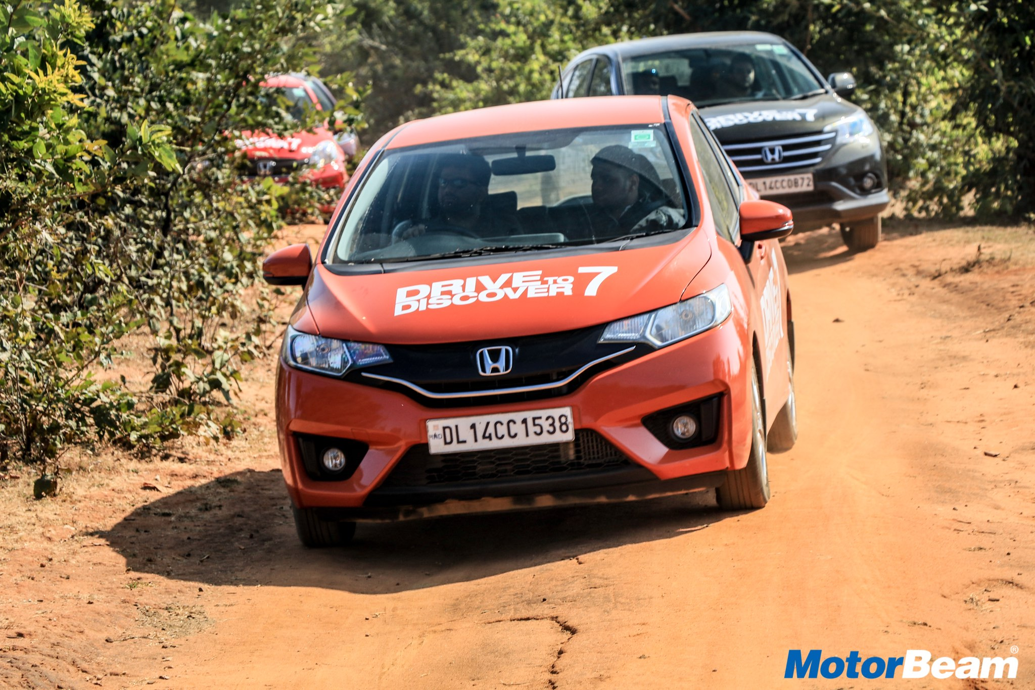 2017 Honda Drive To Discover